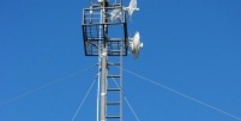 Image of telecommunication tower