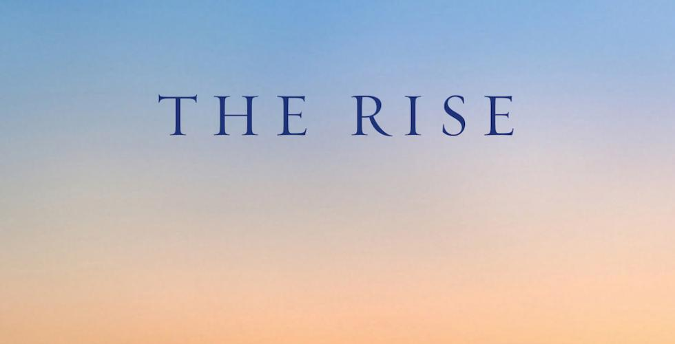 'The Rise: Creativity, the Gift of Failure, and the Search For Mastery'