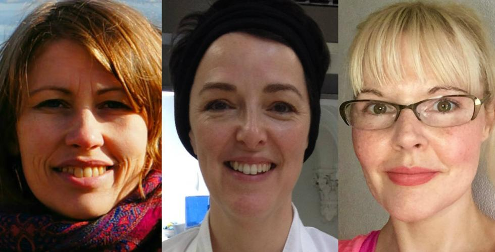 Indre, Judith and Nina