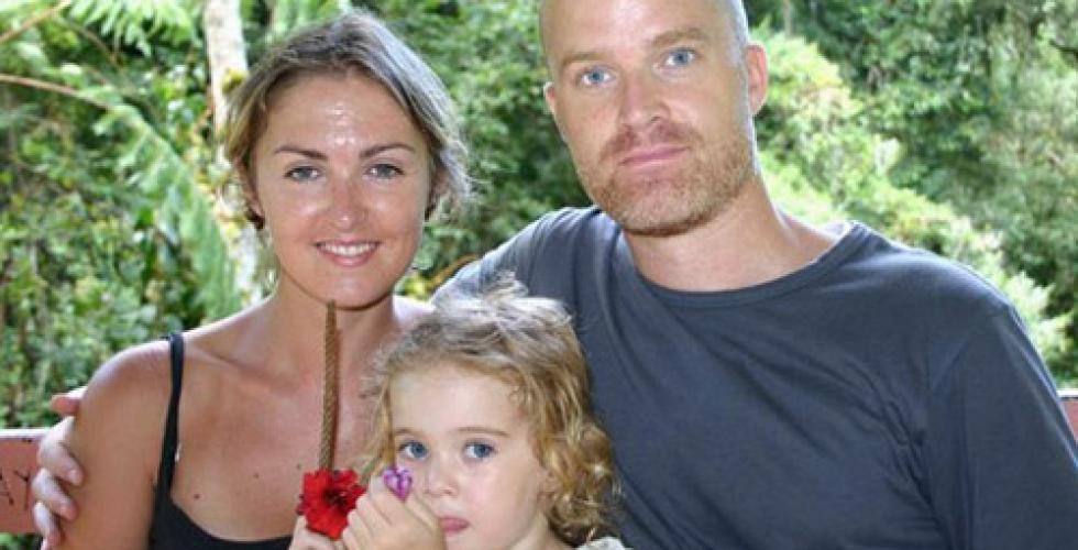 image of sarah, john, alula