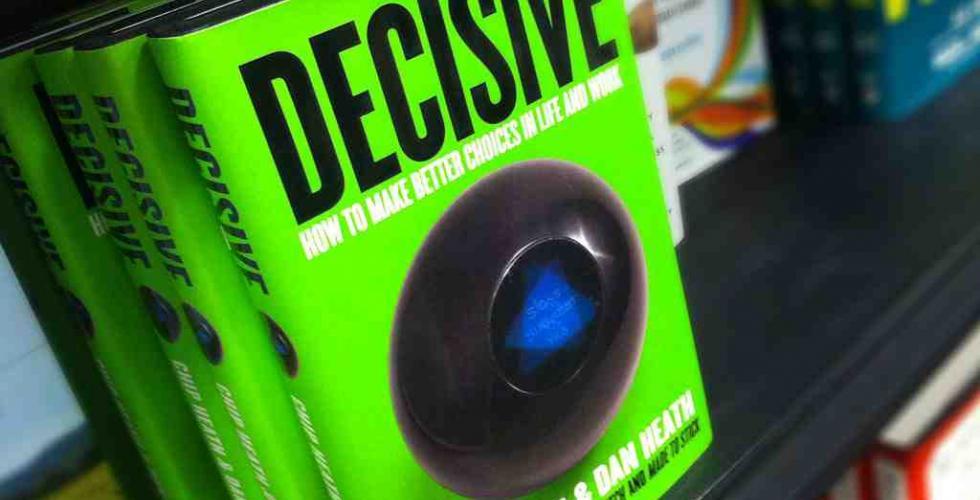 Decisive-book