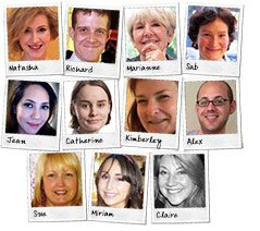 The Careershifters team